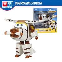 [当当自营]奥迪双钻(AULDEY)超级飞侠 儿童玩具男孩玩具变形机器人-卡文 710270