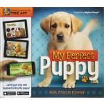 英文原版 科学跑出来系列 萌宠小狗 宠物狗 狗崽崽 3D实境互动小百科 AR科普书 My Perfect Puppy: