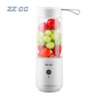 ZZCC 迷你榨汁机 轻食女神杯便携电动搅拌机果汁杯多功能料理机辅食家用水果杂榨汁杯打汁果蔬奶昔