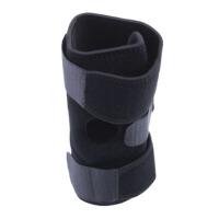 户外护膝四弹簧夏季透气防护护具登山篮球跑步健身运动护膝