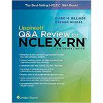 【预订】Lippincott Q&A Review for NCLEX-RN (Lippioncott's Revie