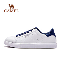 camel骆驼运动板鞋 男款休闲鞋轻便透气时尚舒适小白鞋