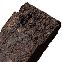 【云南馆】云南特产 普洱茶熟茶砖 2006年老砖茶 十年干仓陈韵熟砖养生茶250g