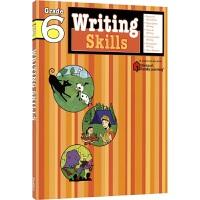 Harcourt Family Learning Writing Skills 写作技巧和思路 小学6年级练习册 单词句
