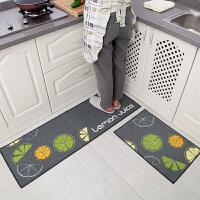 御目 地垫 厨房地毯进门门垫长条防滑吸水垫浴室卫生间垫餐厅垫桌垫家居装饰品用品