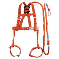 户外攀岩防坠落安全带 消防保险带 工地建筑高空作业腰带