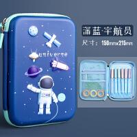 小灵精 EVA 拉链笔盒 汽车造型文具 学生礼品 文具盒 笔袋