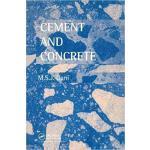 【预订】Cement and Concrete 9781138414051