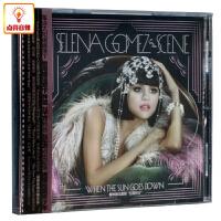 正版音乐 Selena Gomez赛琳娜戈麦斯:日落时分CD