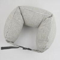 旅行户外u型枕颈部靠枕 护颈枕旅行枕飞行枕趴睡枕微粒子枕头 支持礼品卡支付