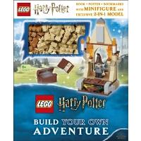 【预订】LEGO Harry Potter Build Your Own Adventure : With LEGO