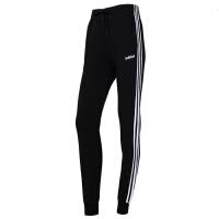 【店庆开门红低至3折】Adidas阿迪达斯 女裤 运动休闲保暖加绒长裤 DP2384