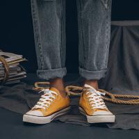 【1折价30.9元】唐狮男士帆布鞋休闲