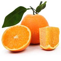 【章贡馆】赣南脐橙 现摘鲜橙5斤装(70-75mm)原产地直供包邮