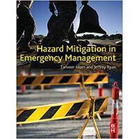 【预订】Hazard Mitigation in Emergency Management 9780124201347