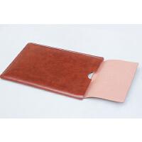 超薄简约苹果iPad air3 10.5寸平板电脑保护套 皮套 直插袋内胆包 单机版 黑色 10.5寸