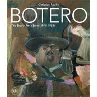 正版 Botero: The Search for a Style (1948�C1963) 博特罗 英文原版