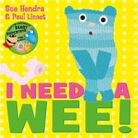 【预售】I Need a Wee 想要尿尿的小熊 故事绘本 Supertato Norman Barry 人气绘本作者
