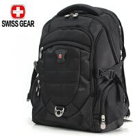SWISSGEAR瑞士军刀苹果笔记本电脑包14/15.6英寸双肩包  男女出差旅行双肩背包书包学生书包中小学生书包