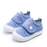 春秋儿童帆布鞋男童鞋女童鞋宝宝鞋子