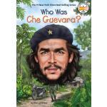 英文原版 谁是格瓦拉? 中小学读物 Who Was Che Guevara?