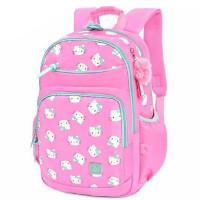 KT猫女孩双肩包 可爱女童书包 创意背包 KT0065女生休闲包 旅行包