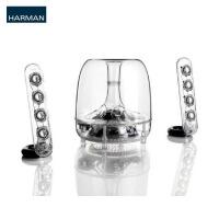 哈曼卡顿(Harman Kardon)SoundSticks III 3代 水晶 低音炮 电脑音箱 电视音响 有线版
