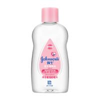 强生婴儿润肤油100ml 温和润肤宝宝抚触按摩油