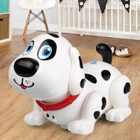 玩具狗电动会走路仿真宠物智力开发儿童益智礼物