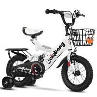 儿童自行车男孩2-3-4-6-7-10岁女孩宝宝脚踏单车小孩童车