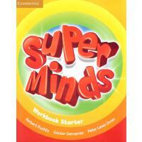 英音版剑桥小学英语教材 Super Minds Starter Workbook 入门级 练习册
