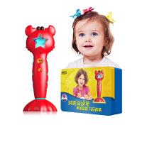 洪恩点读笔518 婴幼儿童英语早教材礼品大套装E款 婴幼儿童男孩女孩早教益智玩具学习机
