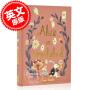 现货 爱丽丝梦游仙境 英文原版 儿童文学童话 课外阅读书籍 刘易斯・卡罗尔 Alice in Wonderland wordsworth精装收藏版