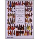 现货 西方服装编年史:从古代世界到二十世纪后期 英文原版 The Chronicle of Western Costu