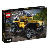 LEGO乐高积木机械组Technic系列42122Jeep Wrangler 吉普