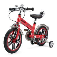 星辉Rastar 宝马迷你MINI儿童自行车小孩单车童车男女款14寸 82400