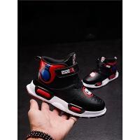 男童鞋子儿童篮球鞋大童耐磨运动鞋