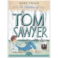 【现货】英文原版 汤姆・索亚历险记 The Adventures of Tom Sawyer ( Puffin Cla