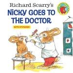【预订】Richard Scarry's Nicky Goes to the Doctor 9780307118424