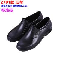 短筒雨鞋防滑耐磨雨靴男胶鞋水靴中筒高筒套鞋钓鱼防水鞋胶靴夏季