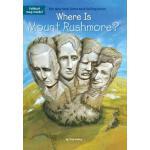 【预订】Where Is Mount Rushmore?