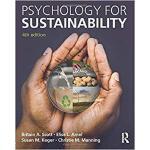 【预订】Psychology for Sustainability 9781848725805