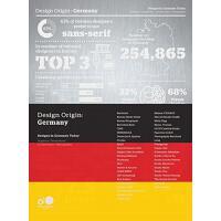 正版 Design Origin: Germany 设计原产地:德国:今日德国设计 英文原版