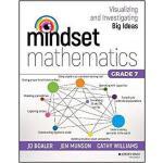 【预订】Mindset Mathematics 9781119357919