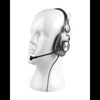 声籁 A12耳机中考耳英语四六口语考试耳校园电教静音话务警务客服