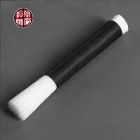 尼龙养壶笔白色茶用品茶道配件家用功夫茶具茶盘清洁洗工具笔刷