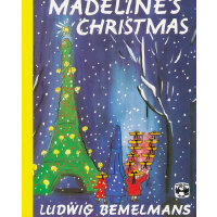 Madeline's Christmas(附CD)玛德琳的圣诞节 9780142408971