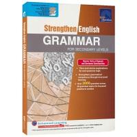 初中英语语法 SAP Strengthen English Grammar For Secondary Levels 新