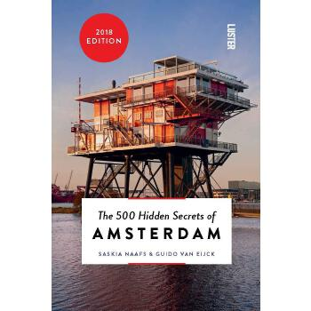 The 500 Hidden Secrets of Amsterdam,【旅行指南】阿姆斯特丹:500个隐藏的秘密