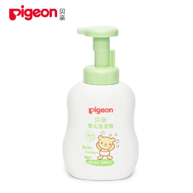 贝亲—婴儿泡沫洗发精 500ml 全场特惠